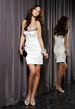 New Womens Jewelry Sexy Fitted Cocktail Mini Dress 8240