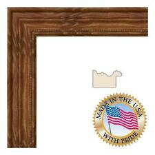 """1.25"""" Honey Stain Picture Frame"""