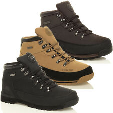 MENS WORK SAFETY SHOES STEEL TOE CAP ANKLE BOOTS SIZE
