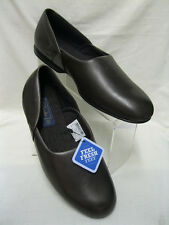 Mens Clarks King Ross Slippers Brown Leather G Fitting
