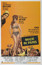 "made in paris- Ann Margret - 24""x36"" Giclee on Canvas Classic Movie Poster"