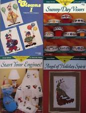 Just Cross Stitch  Counted Cross-Stitch Pattern  Assorted Designs
