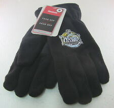 NHL Winter Classic Pittsburgh 2011 Black Fleece Gloves By Reebok