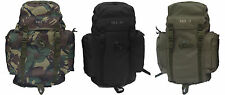 NEW 35L ARMY MILITARY STYLE HIKING OUTDOOR BACKPACK RUCKSACK BERGEN DAYPACK