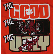 Clemson Tigers Football T-Shirts - The Good The Bad The Ugly