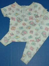 Girls 2pc Pjs Carters 6-12M Just 1 Year 3T Buster Brown 5Y Sanrio 8Y