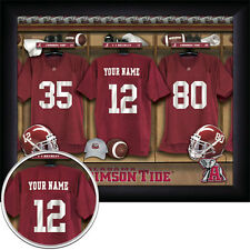 NCAA College Football Personalized Jersey 11x14 framed print/photo/picture