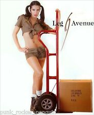 DELIVERY GIRL Women's Sex y Adult Fancy Dress Costume / Outfit Fantasy Postwoman