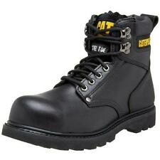 Caterpillar Second Shift - Steel Toe - Men's Work Boot - Black
