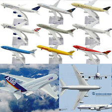 Many Kinds Diecast Metal Boeing Aircraft  Plane Model Size 16cm For Gift
