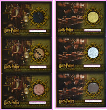 P10 Xmas Christmas Cracker Prop Card CoS Chamber of Secrets Harry Potter Variant