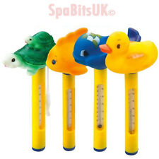 Cute Animal Thermometers Swimming Pool Duck/Turtle/Whale/Fish! Hot Tub Lay-z-spa