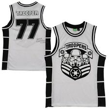 Star Wars Stormtroopers Army Trooper 77 Licensed Jersey Tank Top S-2XL
