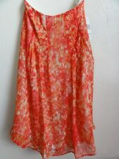 JONES NY PLEATED FLARE LINED SKIRT, New Coral, Size 2P, 4P, 8P, MSRP $129.00
