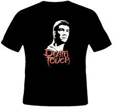 Bloodsport Frank Dux Death Touch T Shirt