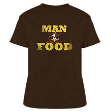 Man vs Food TV Show T Shirt