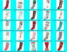 NWT Gymboree Girls Ribbed Knee High Highs Socks Pattern FREE US SHIPPING NEW