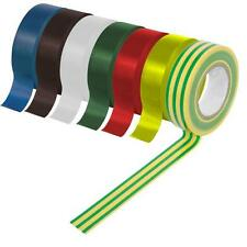 Electrical PVC Insulation Insulating Tape 19mm X 20m Roll