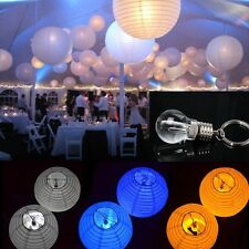 Battery Operate LED Lights LED bulbs for paper lanterns wedding party decoration
