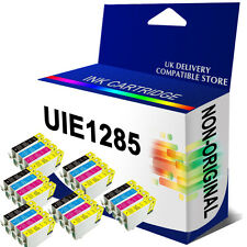 24 NON-OEM Inks For Printers - Replace T1281 T1282 T1283 T1284 T1285 T 1285