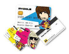Tire Kingdom Credit Card on Credit Cruncherz Crunch My Idols Trading Cards  Choose Which Card You