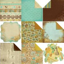 1 New 12X12 Sheet KaiserCraft MADAME BOUTIQUE COLLECTION Paper or Sticker
