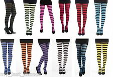 Pamela Mann Twickers Medium Stripe Tights western sizes witch halloween striped