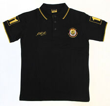 Michael Schumacher Collection 20 Years F1 Polo Shirt Black