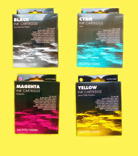 Brother LC970-LC1000 Compatible Ink Cartridge BLACK/CYAN/MAGENTA/YELLOW 4 PACK