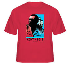 Kony 2012 The Worst Poster Politcal Cool T Shirt