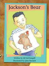 NEW Jackson's Bear by Jill McDougall Paperback Book Free Shipping