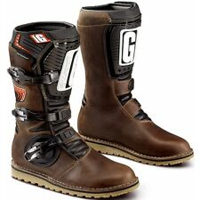 STIVALE MOTO BOOTS TRIAL GAERNE OILED
