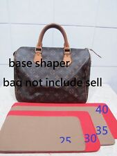 BASE SHAPER FOR LOUIS VUITTON SPEEDY 25/30/35/40 (Brown or Red)