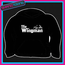 THE WINGMAN HOODY HOODIE ALL SIZES & COLOURS