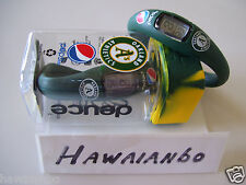 Oakland Athletics A's DEUCE BRAND SPORTS WATCH SGA Silicone Band NEW W/ CANISTER
