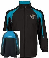 Jacksonville Jaguars NFL Team Apparel Microfiber Blitz Jacket Big & Tall Sizes