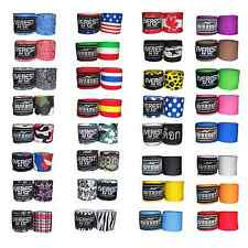 """Everest MAE Boxing Hand Wraps 180"""" Mexican Boxing Bandages Hand Wraps Kickboxing"""