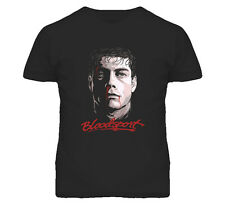 Bloodsport Frank Dux Van Damme Vintage Kickboxing Movie T Shirt