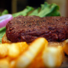 All Natural 90%+ Lean Bison Ground Burger (4 lbs) or Formed Patties (12-1/3 lb.)