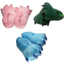 Pink Blue Green Disney lilo and Stitch Cosplay Stitch Plush Slippers Adult Shoes