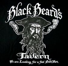 BLACK BEARD LOOKING FOR A FEW BAD MEN CARIBBEAN PIRATE SWEATSHIRT  518