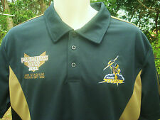 NRL MELBOURNE STORM Polo Shirt 2012 Premiers Official  -NEW!