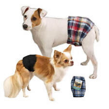 Dog K-9 Wrap Incontinent Males Leg Lifters Leak-Proof Protection Velcro Closure
