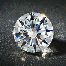 9mm Flawless Grade AAAAA Cubic Zirconia Loose Round CZ Stone Lot