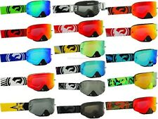 Dragon NFX Goggles Motocross MX Off-Road Multiple Colors Green Yellow Blue Red
