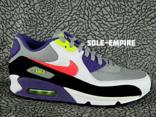 Nike Air Max 90 325018-024 I AM THE RULES Wolf Grey Infrared Purple Neon AM 1 I
