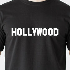 Hollywood CA tv movies star beach sunny hulk wwe wcw vintage retro Funny T-Shirt