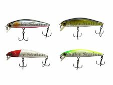 Sniper Eupro BM50F Floating Baby Minnow Fishing Lure (with VMC Hook)