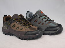 27346 Men's Hiking, Trail Shoes FREE S/H Sizes 7-12 2 colors