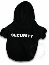 Security Protection Dog Hoodie Hooded Sweatshirt Top Sm- 5XL Free UK Postage